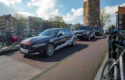 Jaguar Land Rover - automobile electrice