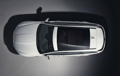 Jaguar XF Sportbrake - teaser foto