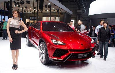 Lamborghini Urus Concept 2015