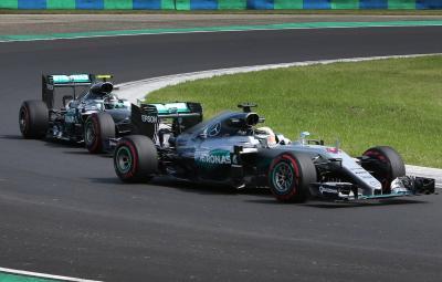 Lewis Hamilton - castigator Ungaria 2016, Hungaroring