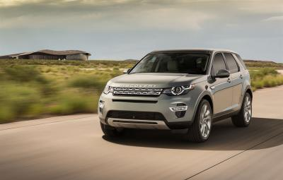 Noul Land Rover Discovery 2014