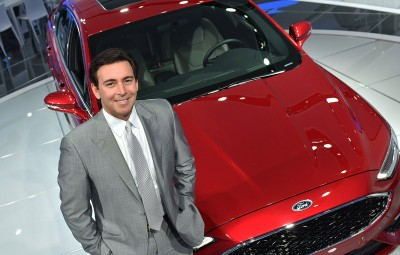 Mark Fields - CEO Ford