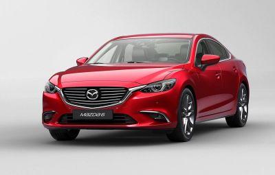 Mazda6 - rechemare service SUA