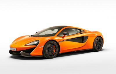 Noul McLaren 570S 2015