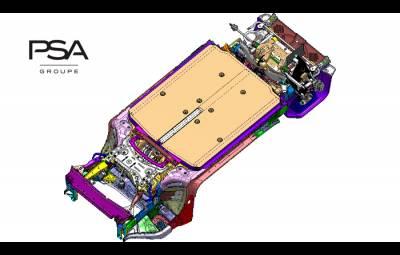 Platforma eVMP - Grupul PSA