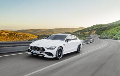 Noul Mercedes-AMG GT 4-Door Coupe