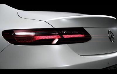 Noul Mercedes-Benz E-Class Coupe 2017 - teaser video