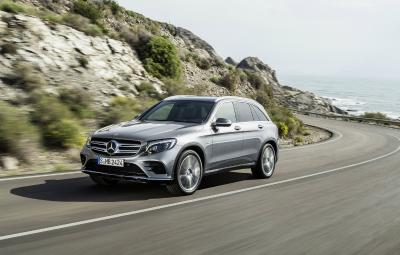 Noul Mercedes-Benz GLC