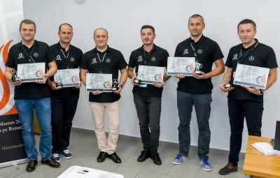 Mercedes-Benz Global TechMasters Romania - 2016
