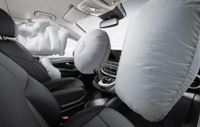 Mercedes-Benz - rechemare service airbaguri Takata, in SUA