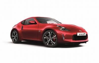 Nissan 370Z Coupe facelift