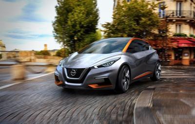 Conceptul Nissan Sway