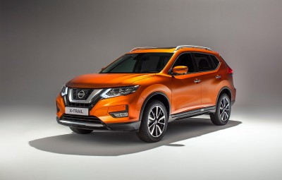 Nissan X-Trail facelift 2018