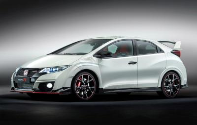 Noua Honda Civic Type R 2015