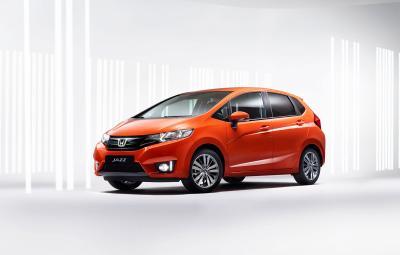 Noua Honda Jazz 2015