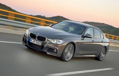 Noul BMW Seria 3 2016