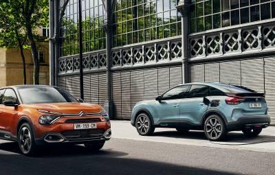 Noile Citroën C4 și ë-C4
