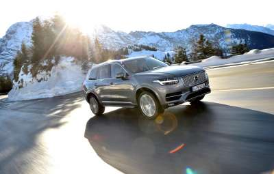 Volvo - update-uri modele 2017