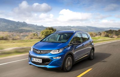 Noul Opel Ampera-e