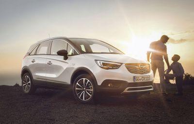 Noul Opel Crossland X