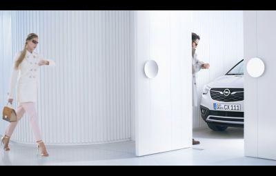 Opel Crossland X - teaser foto