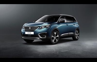 Noul Peugeot 5008