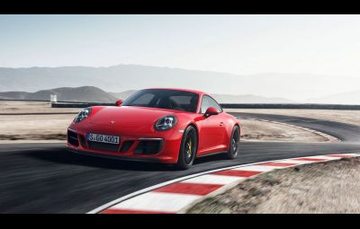 Noul Porsche 911 GTS