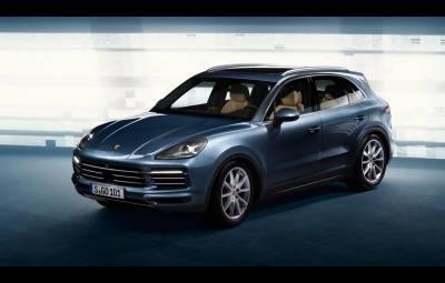 Noul Porsche Cayenne 2018
