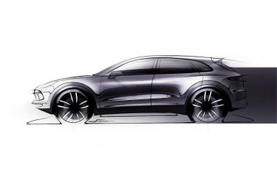 Porsche Cayenne 2018 - teaser video