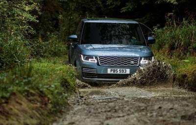 Range Rover facelift 2018
