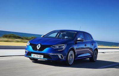 Noul Renault Megane GT dCi