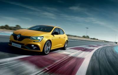 Noul Renault Megane RS Trophy