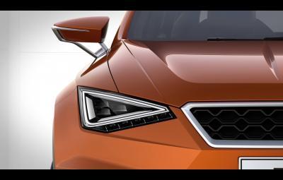 Seat SUV teaser - 2015