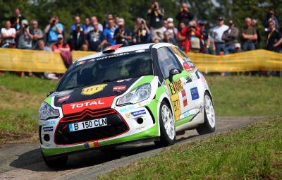 Simone Tempestini - Junior WRC 2015