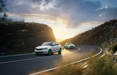 SKODA Fabia - editie speciala WRC 2 2017