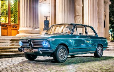 BMW 2002 - SoNoRo 2016