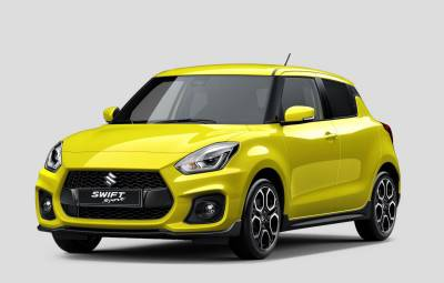 Suzuki Swift Sport 2018