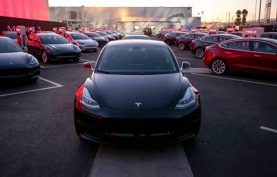 Tesla Model 3 - probleme productie