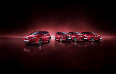 Noutatile Toyota pentru 2017