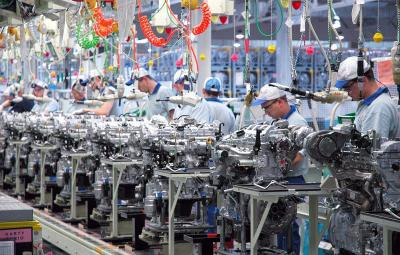 Toyota - fabrica motoare Polonia