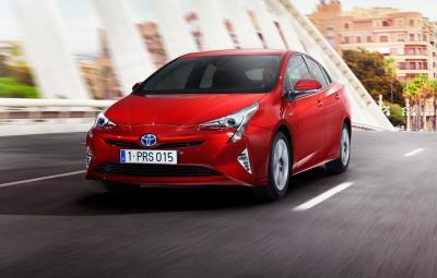 Noua Toyota Prius