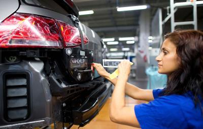 Volkswagen - fabrica Wolfsburg