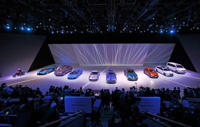Grupul Volkswagen - marcile componente