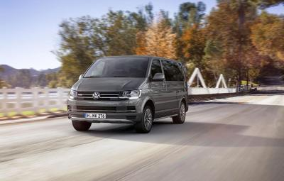 Noul VW Multivan PanAmericana