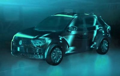Volkswagen T-Roc CGI