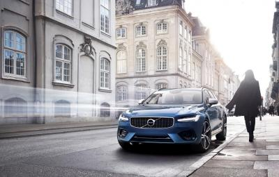 Noul Volvo S90 R-Design