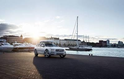 V90 Cross Country Volvo Ocean Race