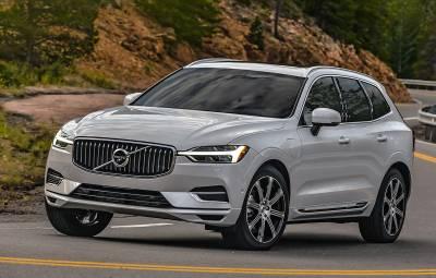 Volvo - cifre vanzari 2017