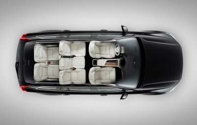Volvo XC90 - probleme airbag cortina