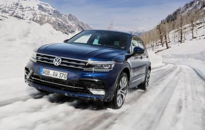 Volkswagen - cifre vazari 2017